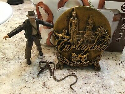 Cartagena Pen Holder With Indiana Jones Figure