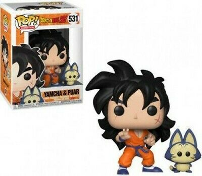 Dragon Ball Z - Yamcha & Puar - Funko Pop! & Buddy: (2019, Toy NEUF)