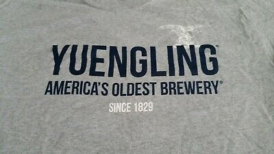 SIZE XL MEN'S Yuengling America's Oldest Brewery Since 1829