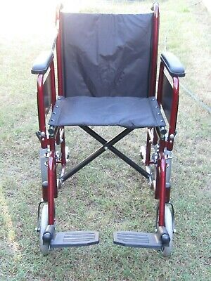 Active Medical folding lightweight wheelchair - New in perfect condition
