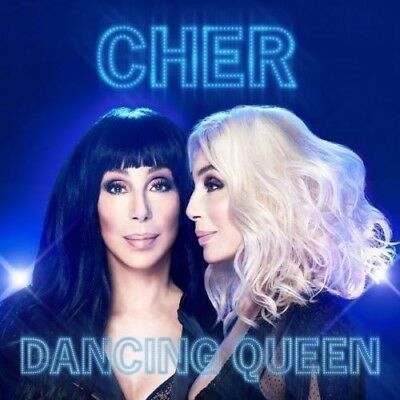 Cher CD 2018 Dancing Queen Physical Factory Sealed Album BRAND NEW