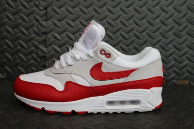 901 Max Og New Aq1273 White Nike Air Red 100 University Shoes WE9ID2HY