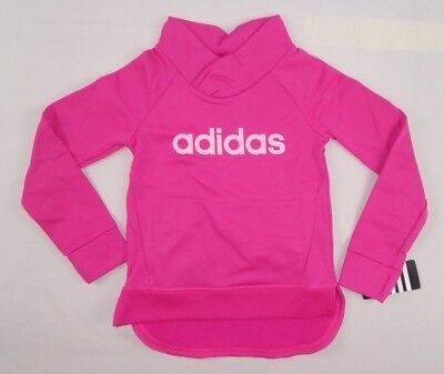 Adidas Girls Active Sweatshirt  size 6