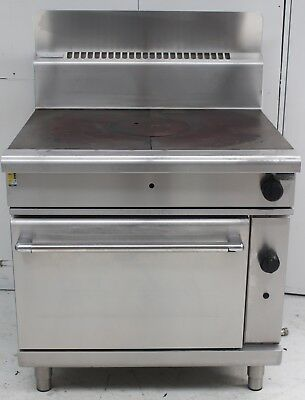 Waldorf Gas Target Top With Oven