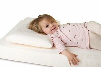 Baby Toddler Support Pillow Breathable Foam Infant Headrest Cushion Clevafoam