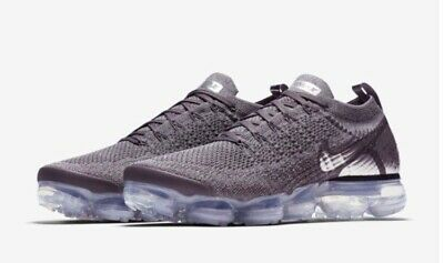 huge selection of 5210a eadec WOMEN'S NIKE AIR Vapormax Flyknit 2 Chrome-Dark Grey US 9