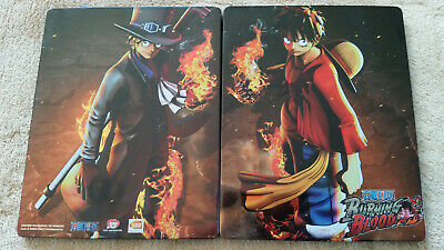 Steelbook ONE PIECE BURNING BLOOD