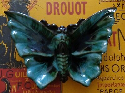 Blue Mountain Pottery Butterfly or Moth BMP