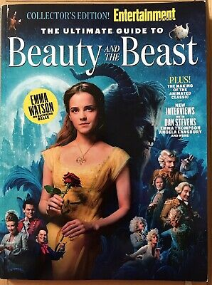 Entertainment Weekly - Ultimate Guide To Beauty & The Beast (Emma Watson