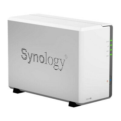 SYNOLOGY DISKSTATION DS218j 2-Bay-All-in-One NAS LAN RJ45 NEUF NEW