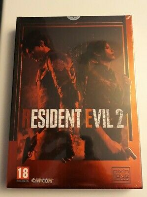 Resident Evil 2 Collector PS4 Neuf sous blister Rare