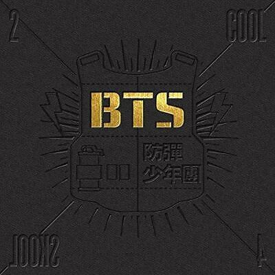 BTS - 2 Cool 4 Skool (1st Single) CD + Photo Booklet + Extra Gift Photocards Set