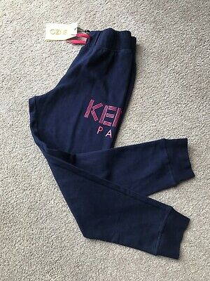 Kenzo Girl Jogging Bottoms Age 12 New With Tags
