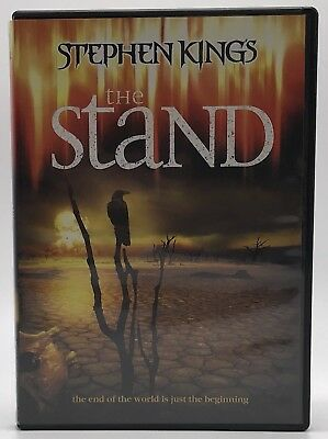 Stephen King's The Stand DVD Like New