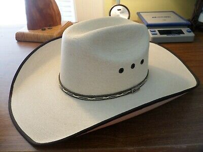 ATWOOD HEREFORD LOW Crown 15X Long Oval Hat Size 7 -  25.00  dd310b0d5bb