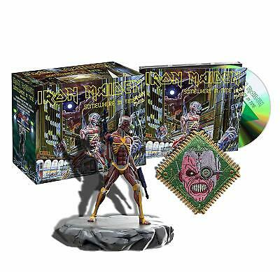 IRON MAIDEN  SOMEWHERE IN TIME BOX SET CD NEW 29-03-19 pre-order