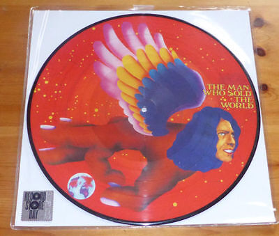 "David Bowie ""The Man Who Sold The World""  Record Store Day2016 Picture Disc Neuf"