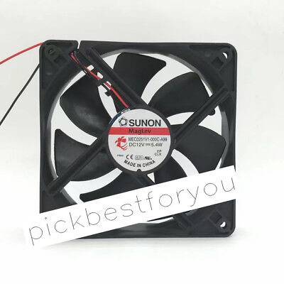 1pcs SUNON MEC0251V1-000C-A99 12025 12V 5.4W cooling fan #MG04 QL