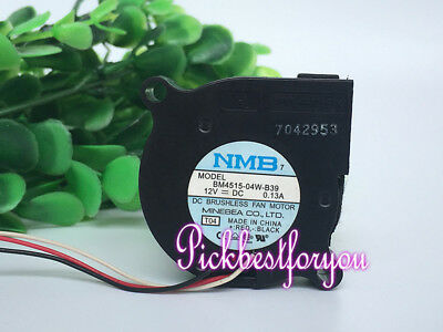 NMB BM4515-04W-B39 DC12V 0.13A 3Pin 45*45*15mm cooling Fan #Mq79 QL
