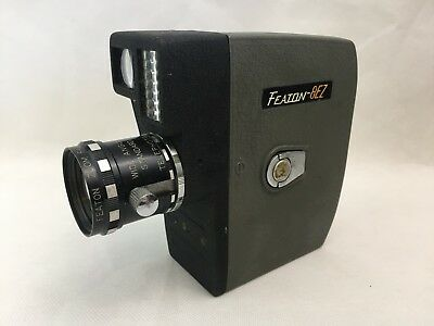 Featon-8EZ - Vintage Film Camera - Spring Wound Camera - Vintage -