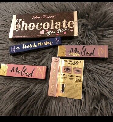 Too Faced Bundle 100% Authentic