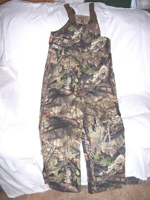 fc0762bf6afbd Boys XL Coveralls Insulated Mossy Oak Camo Coveralls Deer Hunting Camouflage  XL