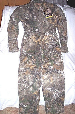 af10efd7179af Size16 Boys Insulated Coveralls Realtree Camo Coveralls Warm Hunting  Coveralls