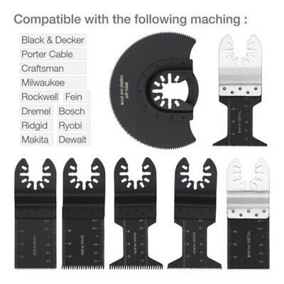 20x Oscillating Multi Tool Saw Blade Accessories For Fein Multimaster Makita