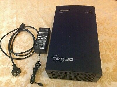 Panasonic TDA30 with SVM2 Voicemail Card (KX-TDA3194)