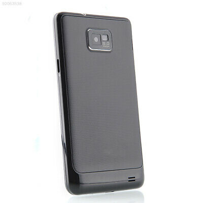 C7ED 1pcs Full Back Battery Cover + Frame + Button for Samaung Galaxy S2 i9100