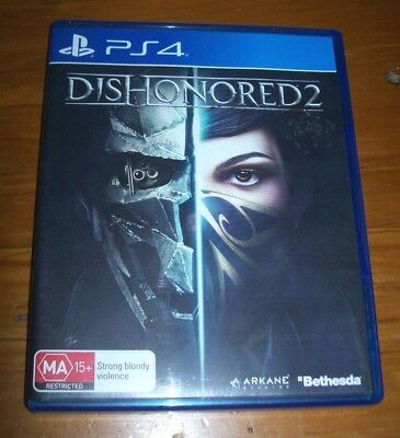 Dishonored 2 Sony PlayStation 4 Video Game