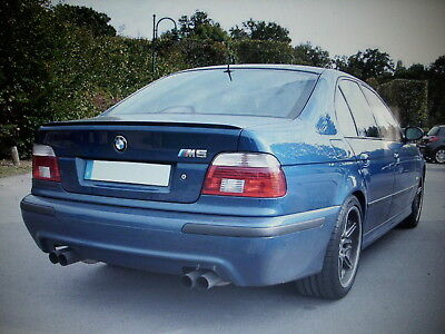 BMW E39 Fit M5 Engine Longtyp Headers is More Power Stainlees Steel New Germany