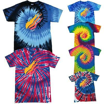 ColorTone Tie Dye Preston Playz Mens T-shirt Youtuber Womens Top Tee TShirt