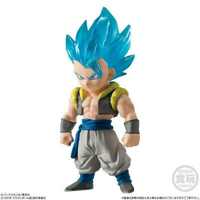 Dragon Ball Super Gogeta Ssgss Candy Toy Adverge Vol. 9 Bandai New