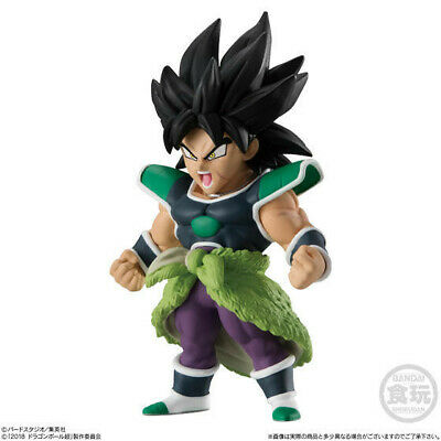 Dragon Ball Super Broly Candy Toy Adverge Vol. 9 Bandai New