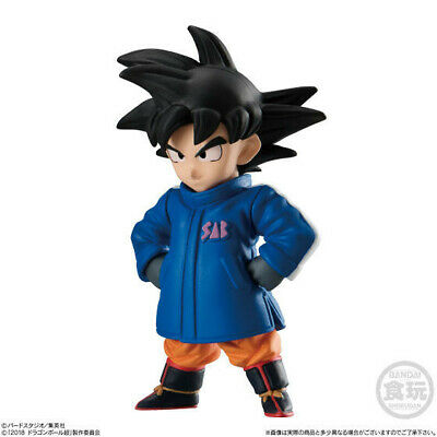Dragon Ball Super Goku Candy Toy Adverge Vol. 9 Bandai New