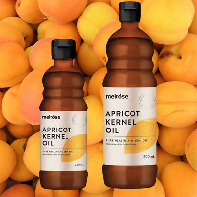 100% PURE and NATURAL Apricot Kernel Oil- 100ml refill pouch,500ml pump bottle
