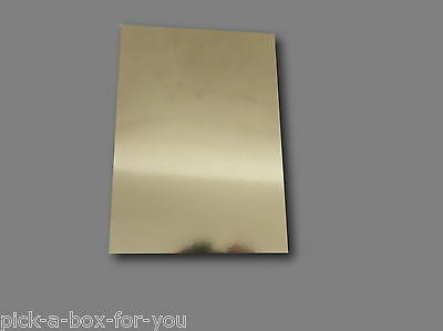 500 A4 Gloss Silver Quality  Card, Craft Card, Card Making, Card Blanks