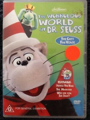 The Wubbulous World of Dr Seuss - Kid's DVD