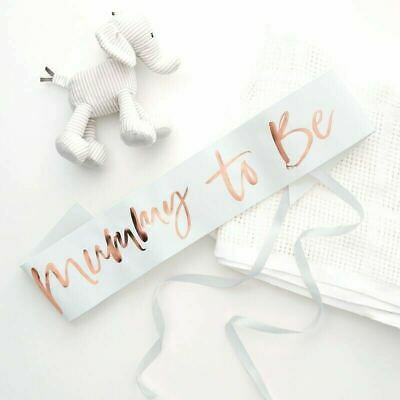 Mummy To Be Luxury Paper Sash - Twinkle Twinkle Baby Shower by Ginger Ray