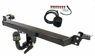 Detachable Towbar + 7pin Wiring for VW Transporter T6 Van 2015+ Tow Bar 43061_E2