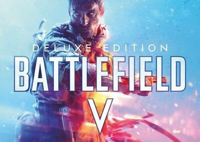 Battlefield V Deluxe Edition Upgrade DLC PS4