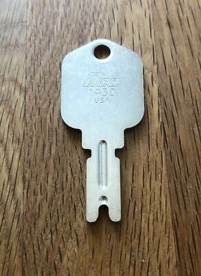 Hyster Caterpillar Yale Fork Lift Truck Replacement Key Forklift