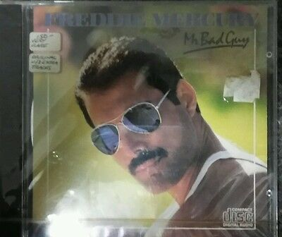 SEALED QUEEN FREDDIE MERCURY Mr Bad Guy VERY RARE 1985 CD 14 tracks French orig