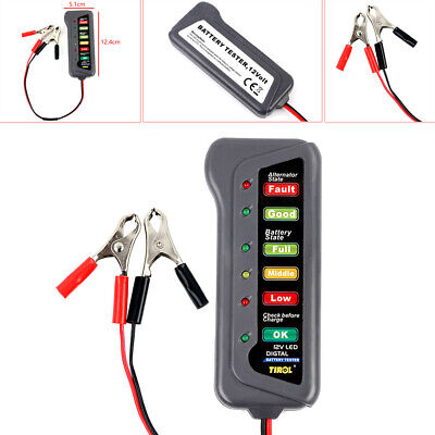 Battery-Charger Maintainer 12V Volt Float Trickle RV Car Truck Motorcycle Mower
