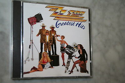 ZZ Top ‎– Greatest Hits