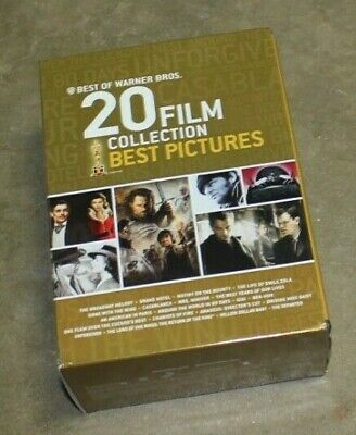 Best of Warner Bros.: 20 Film Collection - Best Pictures DVD, 2013, 23-Disc Set