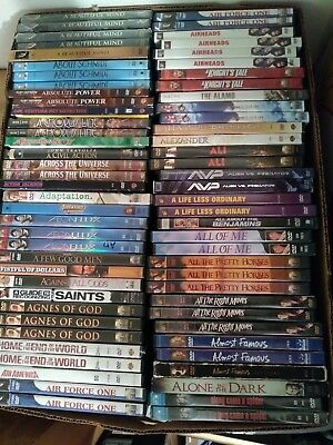 DVD LOT 6 for $22 FREE SHIP many rare and OOP See Description buy more save $