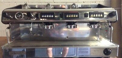 Expobar MEGA CREM  3 Group Espresso Commercial Coffee Machine Refurbished