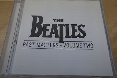 The Beatles - Past Masters Volume Two - VG (CD)